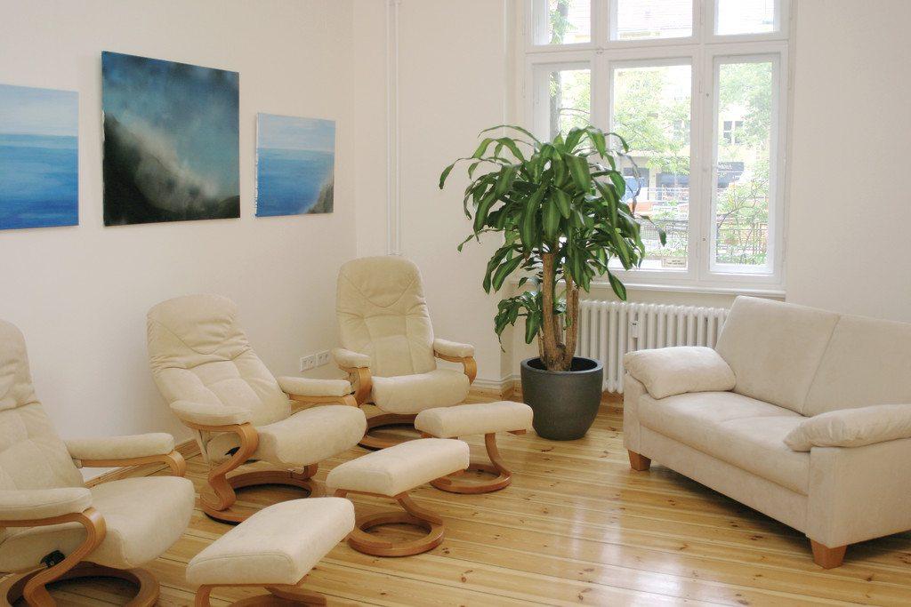 Praxis Therapiebereich